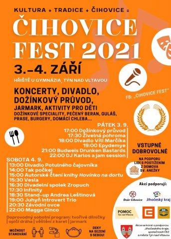 Čihovický minifestival