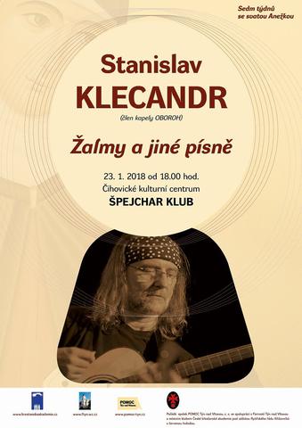 Koncert Stanislav Klecandr